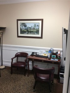 Chiropractor Office, Southern Concepts Contracting, Jacksonville, FL