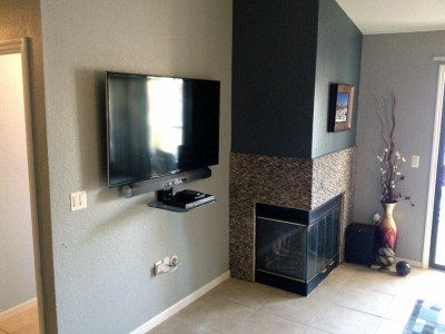 Fireplace Renovation, Southern Concepts Contracting Jacksonville, FL