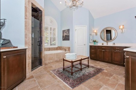 Bathroom Renovation Before Southern Concepts Contracting